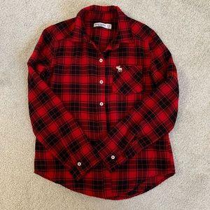 AF- Kid button down shirt